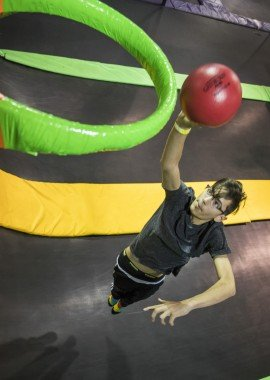 activities at get air trampoline park